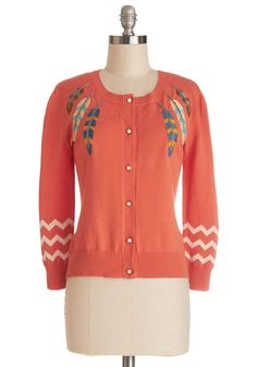 Totally Tickled Cardigan, #ModCloth