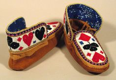 Beaded Moccasins 4 - Beaded Moccasins, Gucci, Flats, Shoes, Collection, Fashion, Loafers & Slip Ons, Moda, Zapatos