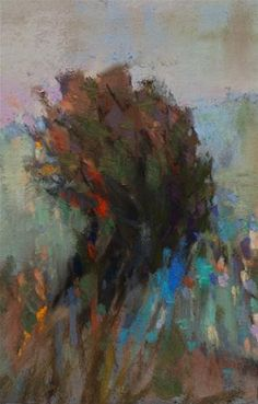 """Multi Tree"" - Original Fine Art for Sale - © Casey Klahn"
