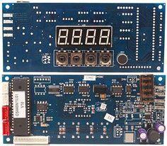 PCB FOR VIZI LED SPOT !! Z-210021266V10