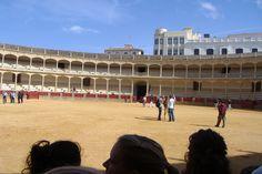 Ronda, Spain - the birthplace of Bullfighting