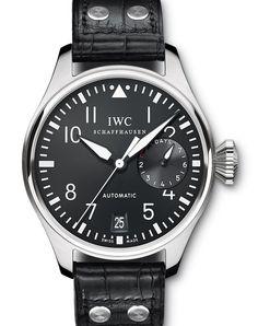 IWC: Big Pilot's Watch