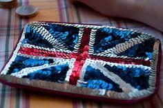 Union Jack coin purse ♥