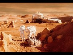 Mission Journey To pur Men on Mars - Full Space Science Documentary