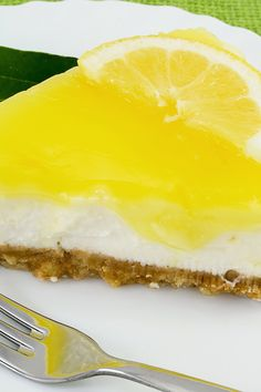 Joanne's Almost Fat-Free Lemon Cheesecake