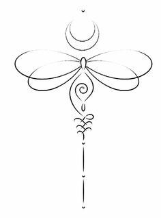 Unalome Symbol, Unalome Tattoo, I Tattoo, Tattoo Designs, Tattoo Ideas, Spine Tattoos, Tatoos, Art Inspo, Small Tattoos
