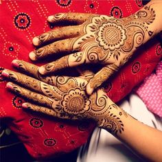 13 Best Mehndi Designs only for Modern Indians