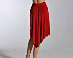 Cola de oro la falda Tango por ColeccionBerlin en Etsy