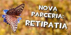 Parágrafos & Travessões: Nova Parceria: Retipatia  #blog #parceria #retipatia