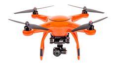 Autel Robotics X-Star Premium Drone with 4K Camera, 1.2-Mile HD Live View & Hard Case (Orange)