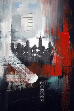 35th Street Series - 2003 by Mario Corea Aiello, via Behance