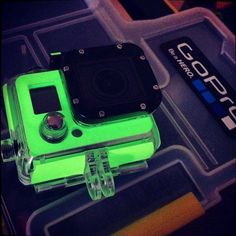 Fancy - Glow GoPro Skins