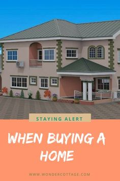 when buying a home