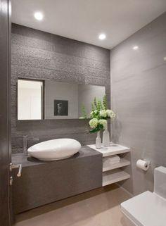 17 Чрезвычайно Современный Дизайн Ванной Комнаты Которые Источают Комфорт И Простота