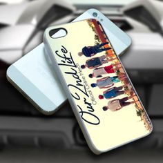 Our Second Life iPhone case, iPhone 4/4s/5/5s/5c case cover, Samsung Galaxy S3/S4 case cover, iPod 4/5 case cover