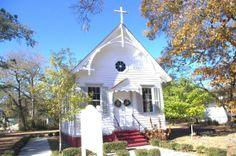 Little church in Summerville, SC