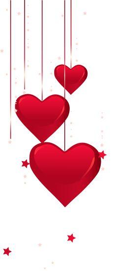 Hearts Decor PNG Clipart