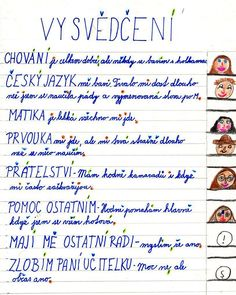 Projekt Kvalita I: Portfoliové hodnocení na ZŠ Šrámkova English Tips, Beginning Of The School Year, Classroom Management, Mathematics, Behavior, Preschool, Teacher, Education, Blog