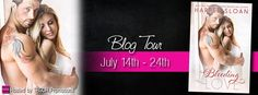 Renee Entress's Blog: [Blog Tour, Review & Giveaway] Bleeding Love by Ha...