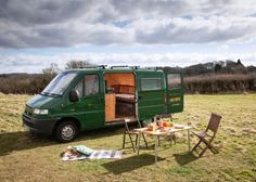 Quirky Campers - Bristol - Thelma