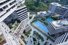 The Interlace residenzial, Singapore OMA,Buro Ole Scheeren, 2013