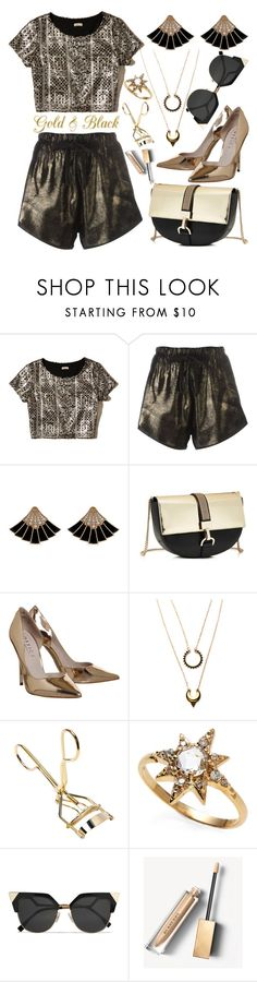 """""""Sin título #319"""" by imnotyourstyle ❤ liked on Polyvore featuring Hollister Co., 10 SEI 0 OTTO, Lanvin, WithChic, Anzie, Fendi and Burberry"""