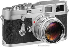 Leica M3 with 50mm Summicron f2.0 lens. The M3 was built from 1954-1967.
