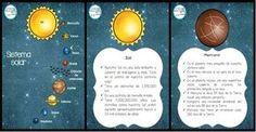 Magnifico cuaderno para trabajar el SISTEMA SOLAR