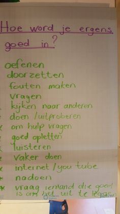 Hoe word je ergens goed in? Growth Mindset, Social Work, Good To Know, Coaching, Healing, Classroom, Letters, Journal, Words