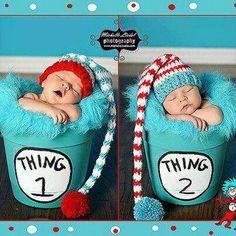 Cute baby idea...if.we had twins ;-) #cute #baby #ideas
