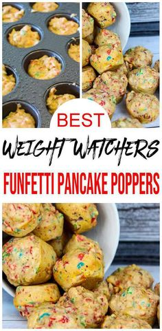 Easy & simple Weight Watchers recipe for the BEST mini muffins - pancake bites. Makes a great Weight Watchers desserts recipe, Weight Watchers meals breakfast or Weight Watchers snacks recipe with smartpoints. Weight Watchers Desserts, Pancakes Weight Watchers, Plats Weight Watchers, Weight Watchers Breakfast, Weight Watchers Recipes With Smartpoints, Healthy Dessert Recipes, Ww Recipes, Breakfast Recipes, Pancake Recipes