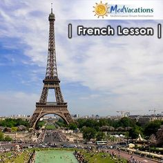 I want to be with you : Je veux être avec toi. French Lessons, Tower, Building, Travel, I Want You, Rook, Viajes, Computer Case, Buildings