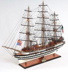 Amerigo Vespucci Model