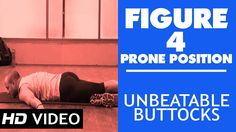Unbeatable Buttocks - Figure 4 (Prone Position) HD | Knal Sharma