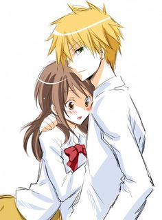 Kaichou Wa Maid Sama.. I never get tired of watching this anime and the manga is even better.