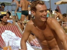 Jude Law in ''The Talented Mr. Ripley'' 1999