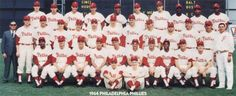 1964 Phillies Team Photo - Total Pro Sports
