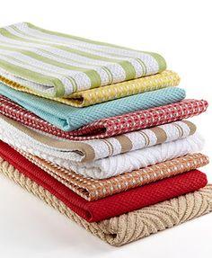 Martha Stewart Collection Kitchen Textiles