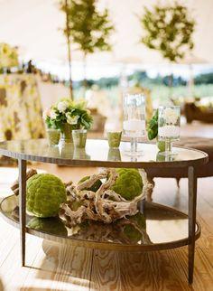 Moss Pomander Wedding Decor | Meg Smith Photography https://www.theknot.com/marketplace/meg-smith-photography-napa-ca-321672 | Kathleen Deery Design https://www.theknot.com/marketplace/kathleen-deery-design-san-francisco-ca-432781