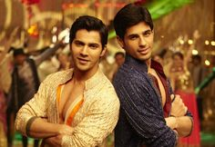 Varun Dhawan and Sidharth Malhotra will be seen together in Rohit Shetty's Ram Lakhan remake.Varun will play Lakhan and Sidharth will essay Jackie role in.