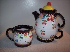Mary Engelbreit tea for one