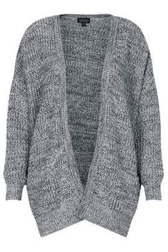 Sweather Weather (Topshop Tweedy Rib Cardigan)