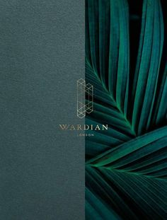 Creative Branding, Wardian, London, Brochure, and Ballymore image ideas & inspiration on Designspiration Layout Design, Design De Configuration, Graphisches Design, Cover Design, Design Logo, Design Ideas, Identity Design, Portfolio Design, Architecture Portfolio
