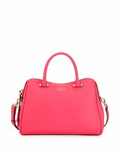 kate spade new york, charles street audrey satchel bag, strawberry froyo | Neiman Marcus $398 #LoveNatickMall