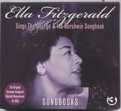 Ella Fitzgerald-Sings the George and Ira Gershwin Song Book 3 CD SET #ContemporaryJazz