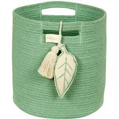 Leaf Basket - Project Nursery