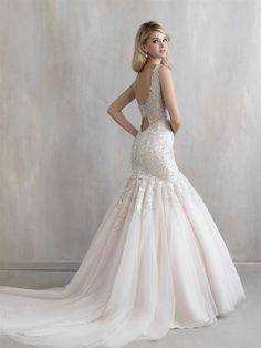 c3a4b16497e Designer  Madison James Style  MJ207 Available at Bliss Bridal in Wisconsin  Buy Wedding Dress