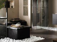 Salle de bains zen mobalpa | Bathroom | Pinterest | Salle de bain ...