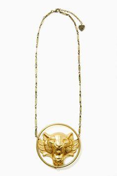 Make Me Roar Necklace