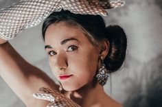 from Andrea Nemethova, photoportrait in vintage bridal gloves Wedding is all about the little details, that come together to form a perfect day and perfect experience. Fb Profile, A Perfect Day, Photo Story, Vintage Bridal, Personal Photo, Gloves, Photo And Video, Portrait, Model